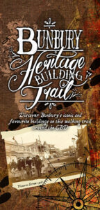 Bunbury Heritage Building Trail Map