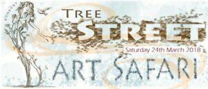 Tree Street Art Safari 2018