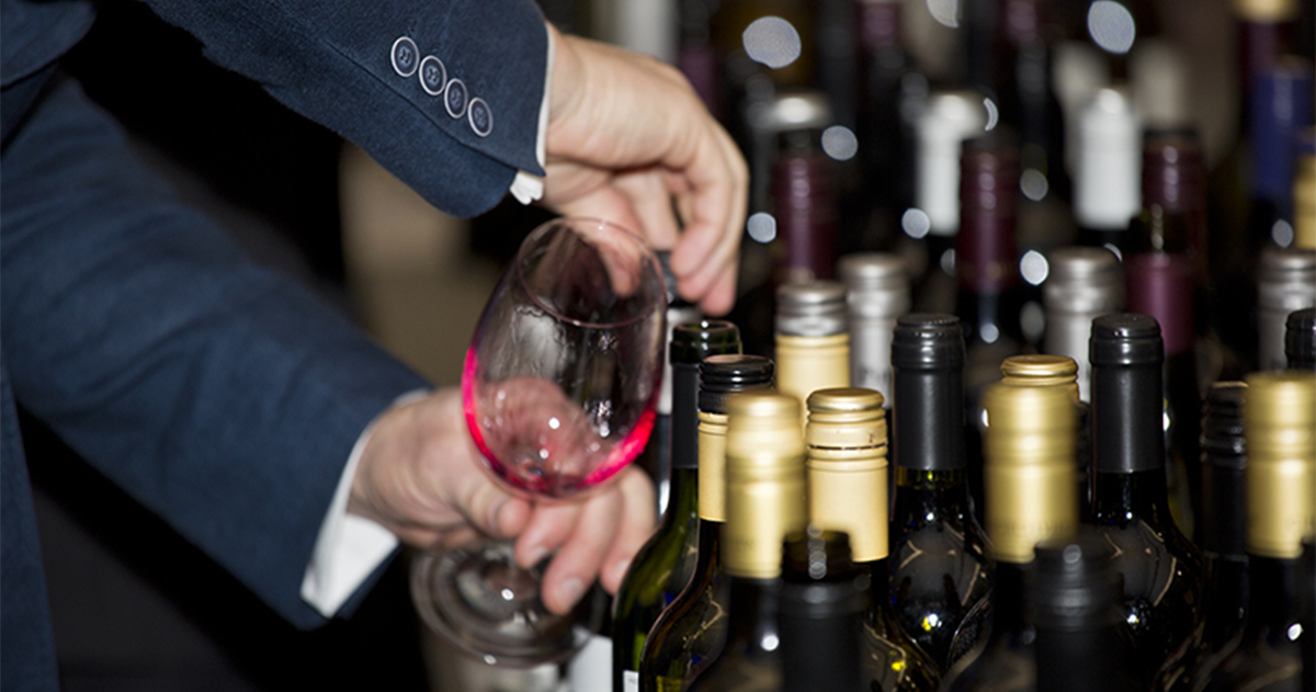 Geographe Wine Show Tasting